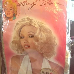 💋 Marilyn Monroe wig collection 💋